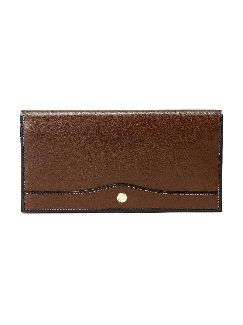 PRAIRIE GINZA/GOLD PFEIL オックスフォード長財布(通しマチ) プレリー 財布/小物【送料無料】