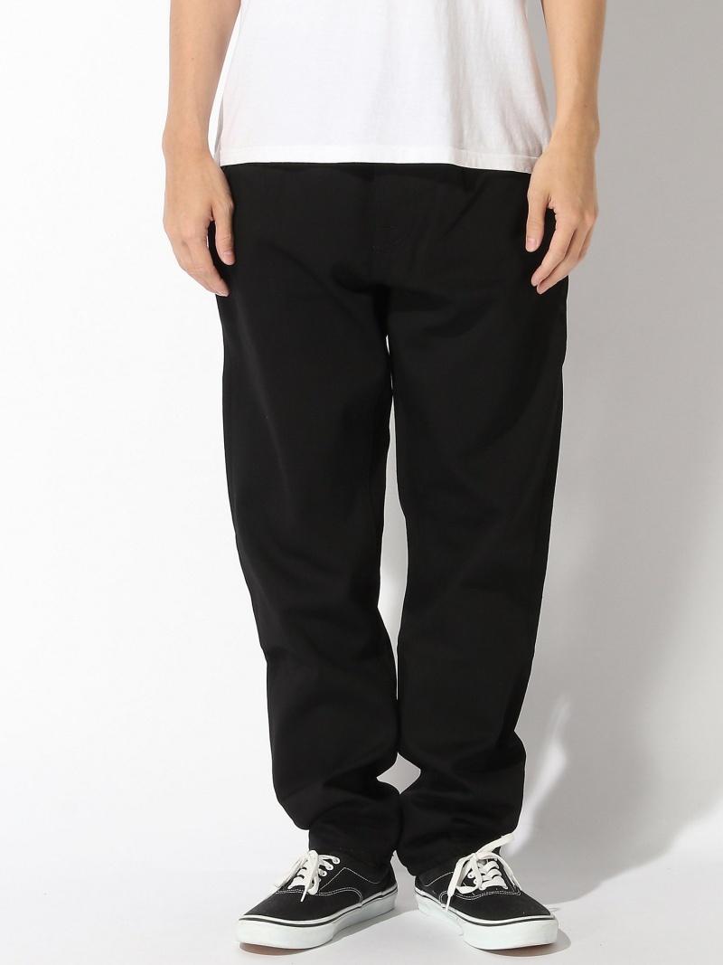 nudie jeans nudie jeans/(M)Steady Eddie II ヌーディージーンズ / フランクリンアンドマーシャル パンツ/ジーンズ ストレートジーンズ ブラック【送料無料】