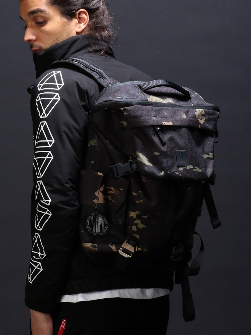 【SALE/30%OFF】RATTLE TRAP CHROMEバッグ メンズ ビギ バッグ リュック/バックパック【RBA_E】【送料無料】