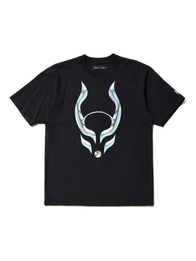 FULL-BK FULL-BK/(M)CYBERDOG X FULL-BK TEE バーチカルガレージ カットソー Tシャツ ブラック ブルー ホワイト【送料無料】