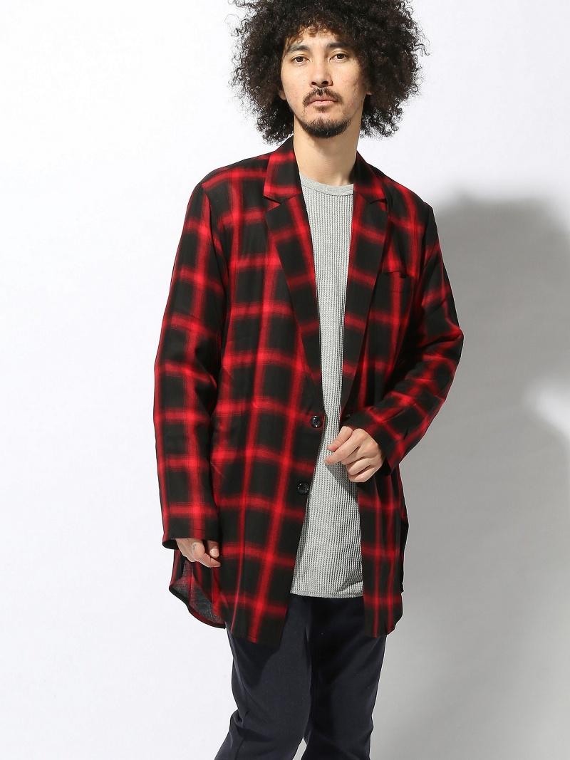 LUVMAISON/レーヨンチェスターシャツ ジャックローズ シャツ/ブラウス【送料無料】