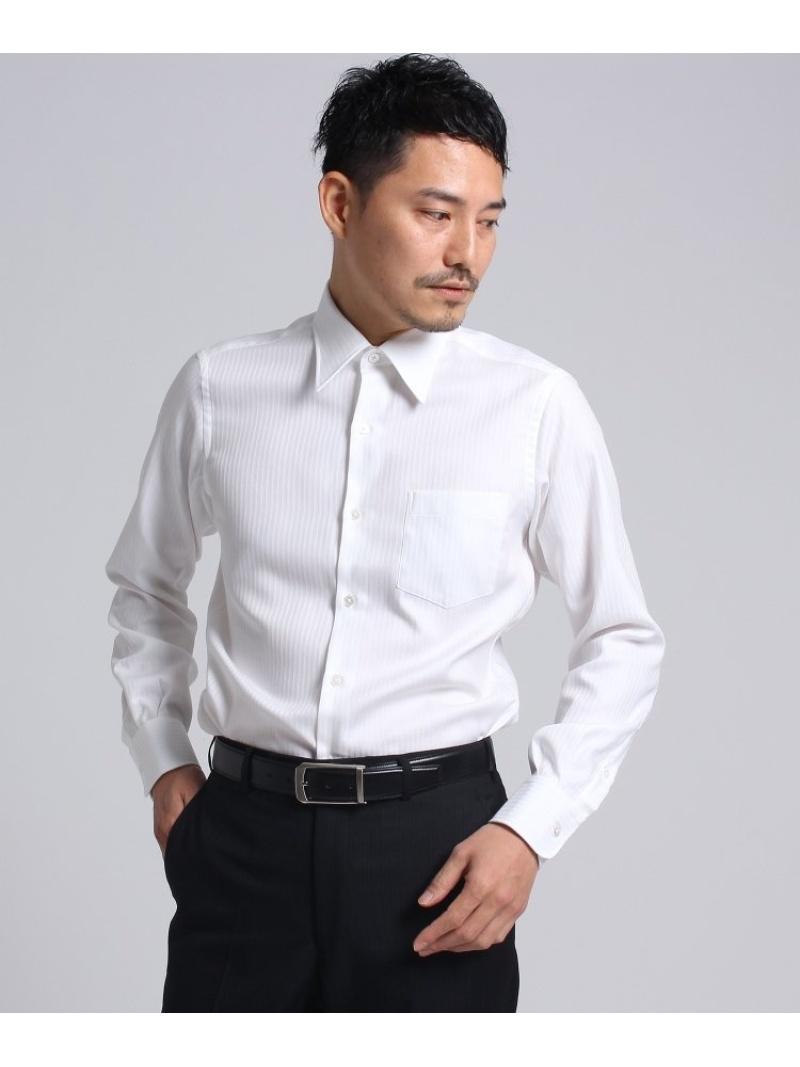 ドビーストライプシャツ[メンズドレスシャツ] タケオキクチ シャツ/ブラウス【送料無料】, プレジャー:1ec62140 --- officewill.xsrv.jp