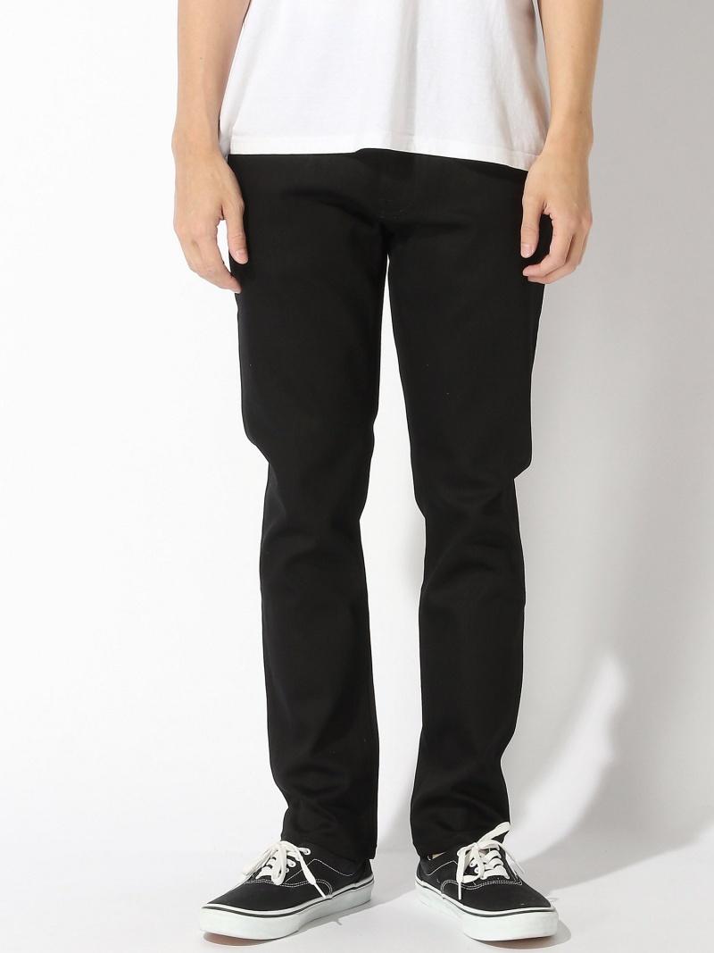 nudie jeans nudie jeans/(M)Grim Tim ヒーローインターナショナル マーケット プレイス パンツ/ジーンズ ストレートジーンズ ブラック【送料無料】
