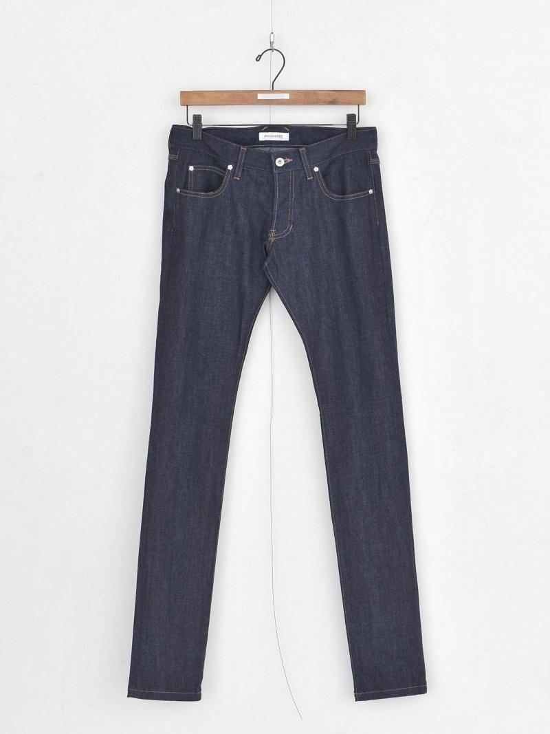 【SALE/35%OFF】DISCOVERED SKINNY PANTS ディスカバード パンツ/ジーンズ スキニージーンズ ネイビー ブラック【RBA_E】【送料無料】