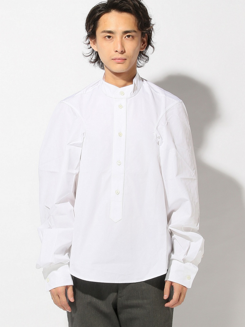 HED MAYNER HED MAYNER/(M)button Shirt Falli アクトン シャツ/ブラウス【送料無料】