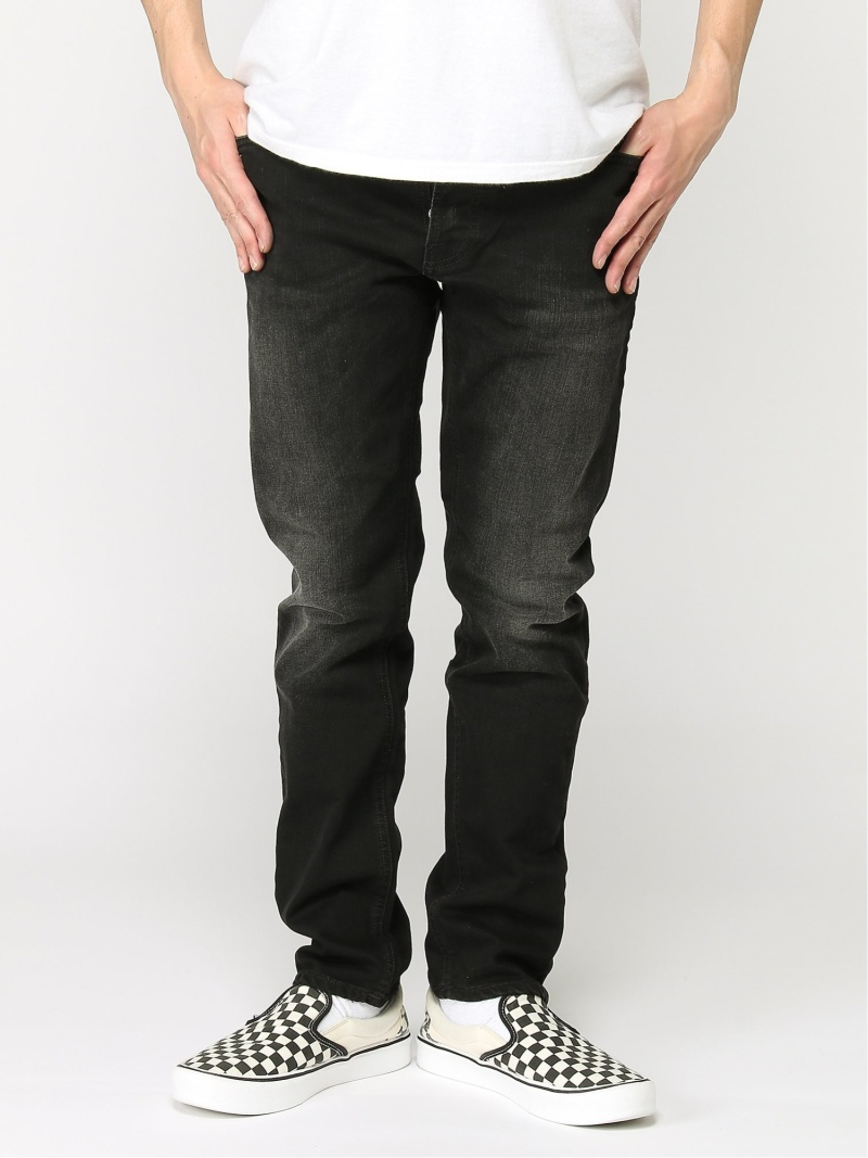 【SALE/50%OFF】nudie jeans nudie jeans/(M)Tilted Tor ヒーローインターナショナル マーケット プレイス パンツ/ジーンズ フルレングス ブラック【RBA_E】【送料無料】