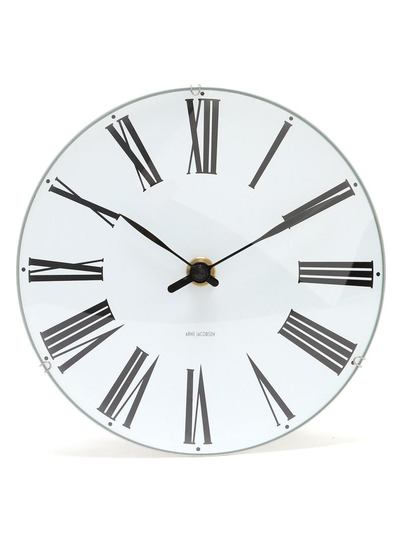 ARNE JACOBSEN (U)ARNE JACOBSEN Wall Clock Roman 160mm アルネ ヤコブセン 生活雑貨【送料無料】