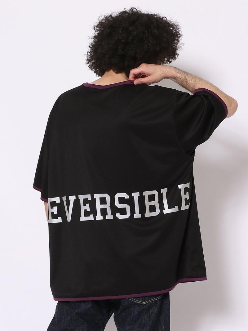 ROYAL FLASH FR(13)NDS/フレンズ/リバーシブルTシャツ ロイヤルフラッシュ カットソー Tシャツ ブラック ベージュ【送料無料】