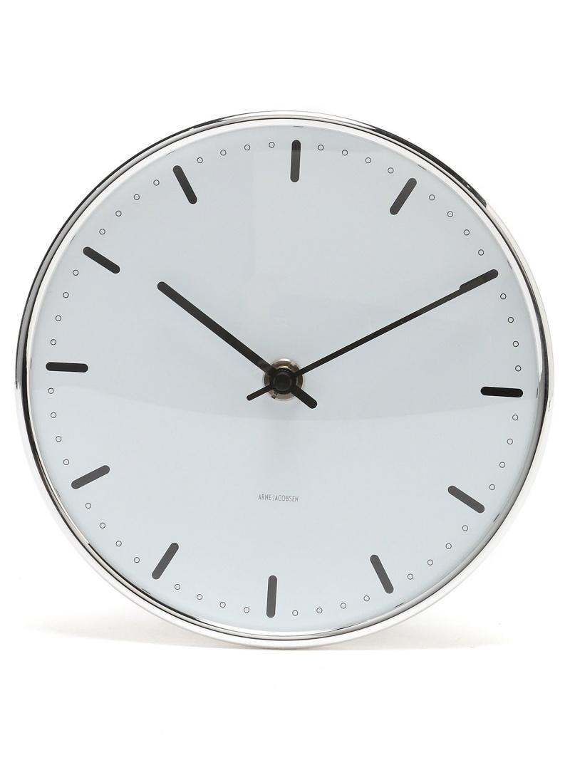 ARNE JACOBSEN (U)ARNE JACOBSEN Wall Clock CityHall 160mm アルネ ヤコブセン 生活雑貨【送料無料】