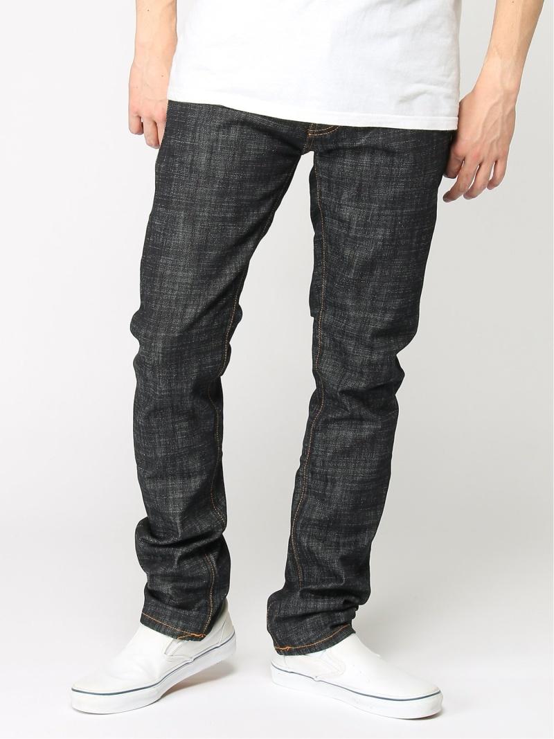 nudie jeans nudie jeans/(M)Grim Tim ヒーローインターナショナル マーケット プレイス パンツ/ジーンズ フルレングス ネイビー【送料無料】