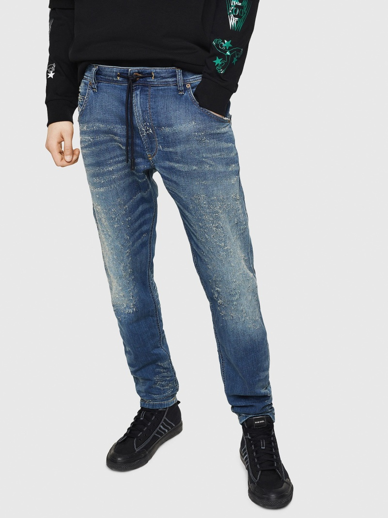 DIESEL Krooley JoggJeans 069HG ディーゼル パンツ/ジーンズ フルレングス【送料無料】
