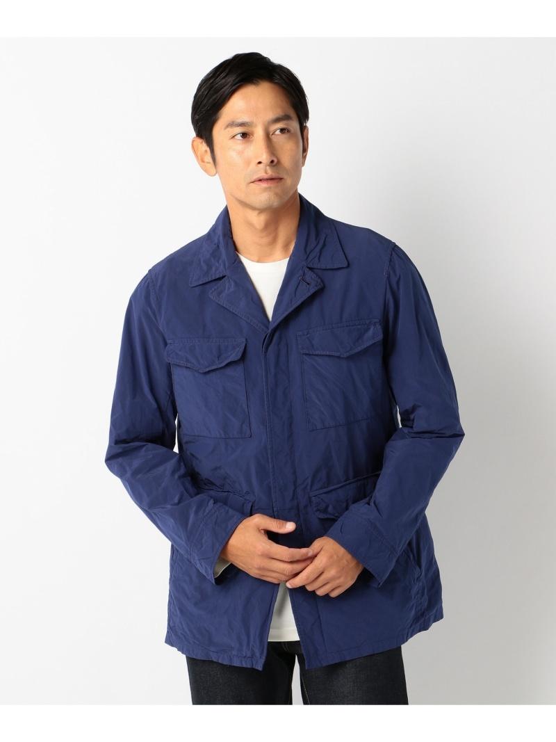 【SALE/50%OFF】enter G 製品染めジャケット エンタージー コート/ジャケット【RBA_S】【RBA_E】【送料無料】