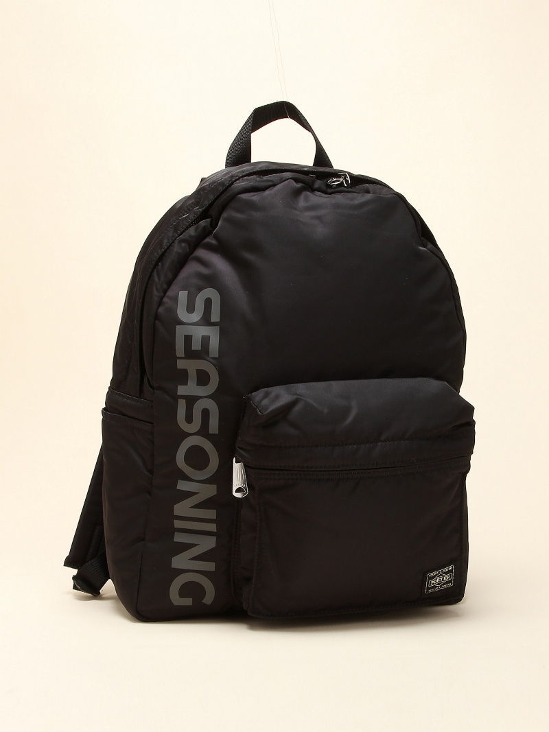 SEASONING SEASONING/(U)SEASONING×PORTER DAY PACK アクトン バッグ【送料無料】