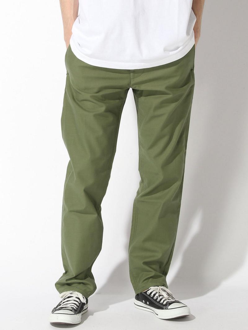 【SALE/60%OFF】nudie jeans nudie jeans/(M)Regular Anton ヒーローインターナショナル マーケット プレイス パンツ/ジーンズ チノパンツ カーキ【RBA_E】【送料無料】