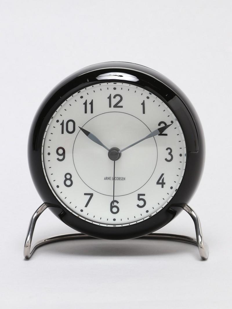 本物の ARNE JACOBSEN (U)AJ アルネ Table Clock Station ヤコブセン アルネ Station ヤコブセン 生活雑貨【送料無料】, アドパック:2705cbb0 --- supercanaltv.zonalivresh.dominiotemporario.com