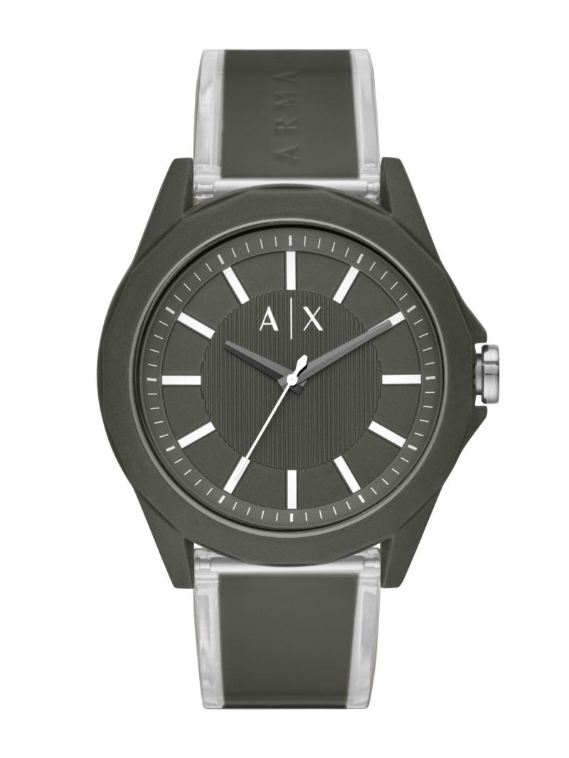 A X ARMANI EXCHANGE A X ARMANI EXCHANGE/(M)DREXLER_AX2638 ウォッチステーションインターナショナル ファッショングッズ 腕時計 グリーン【送料無料】