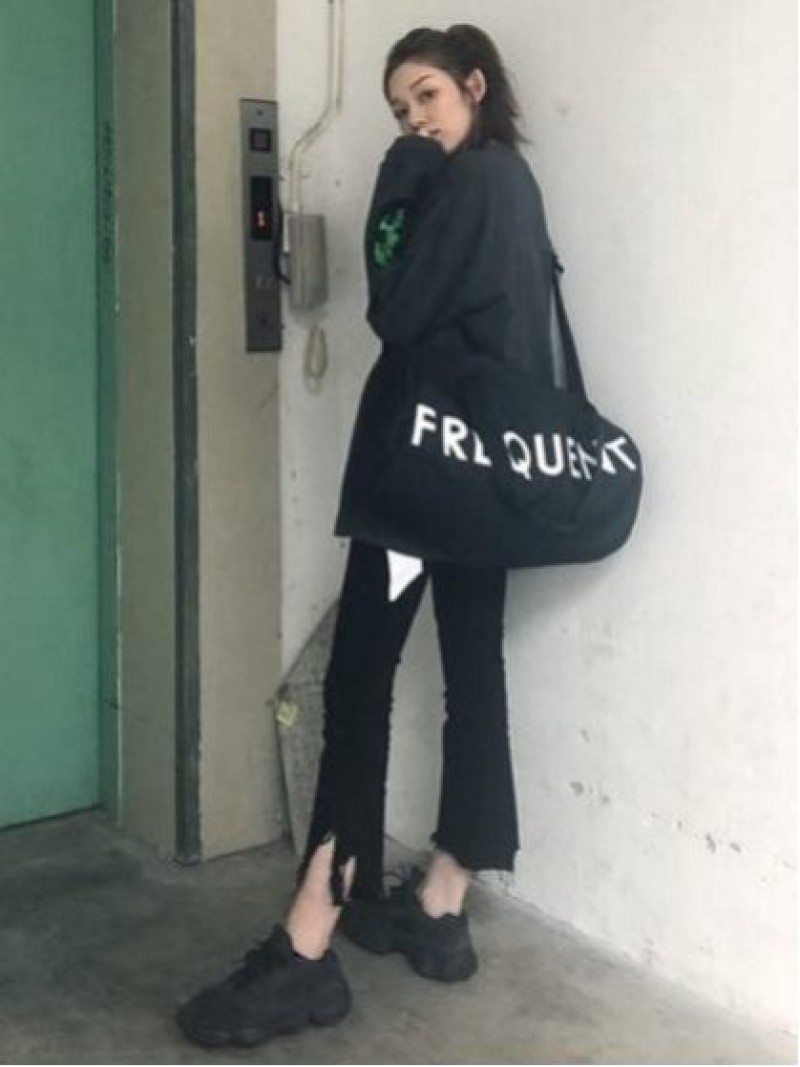 FREQUENT FLYER (U)James Duffle Bag L フリークエントフライヤー バッグ【送料無料】