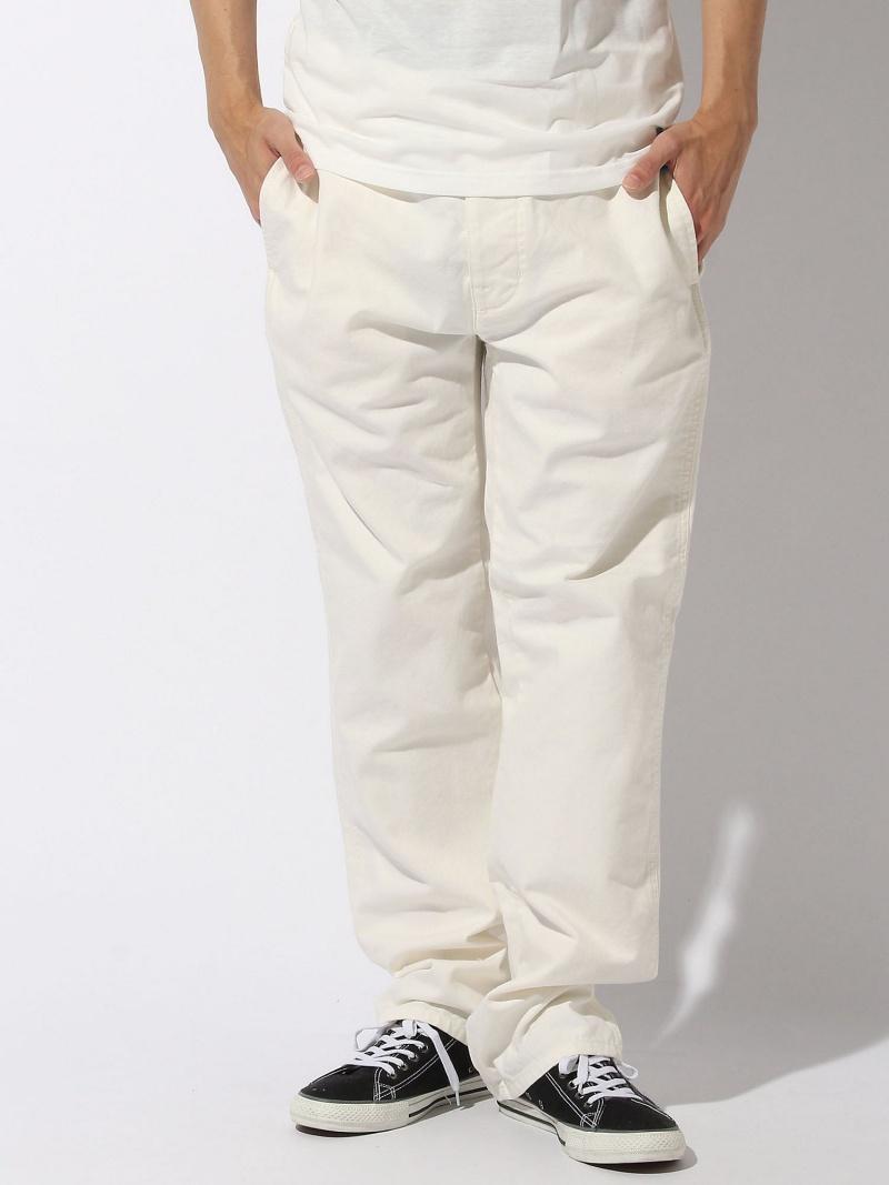 【SALE/60%OFF】nudie jeans nudie jeans/(M)Loose Alvar ヒーローインターナショナル マーケット プレイス パンツ/ジーンズ フルレングス ホワイト【RBA_E】【送料無料】