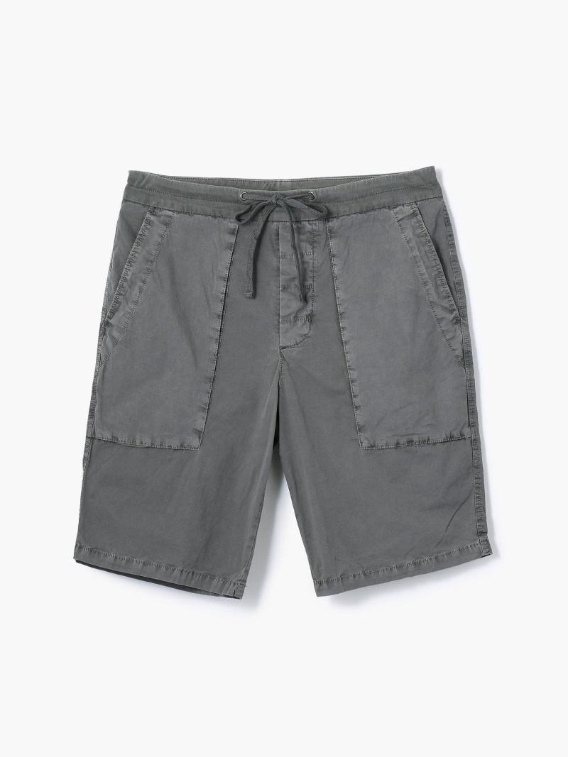 JAMES PERSE MEN コットンストレッチ ショートパンツ MUD4174 トゥモローランド パンツ/ジーンズ ショートパンツ【送料無料】