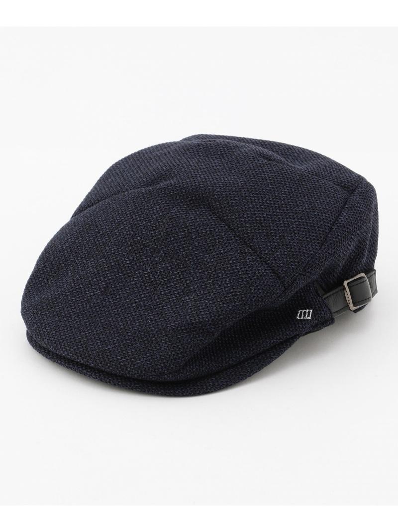 JOSEPH ABBOUD 【Made in Japan】ギマレノクロス ハンチング帽 ジョセフアブード 帽子/ヘア小物【送料無料】