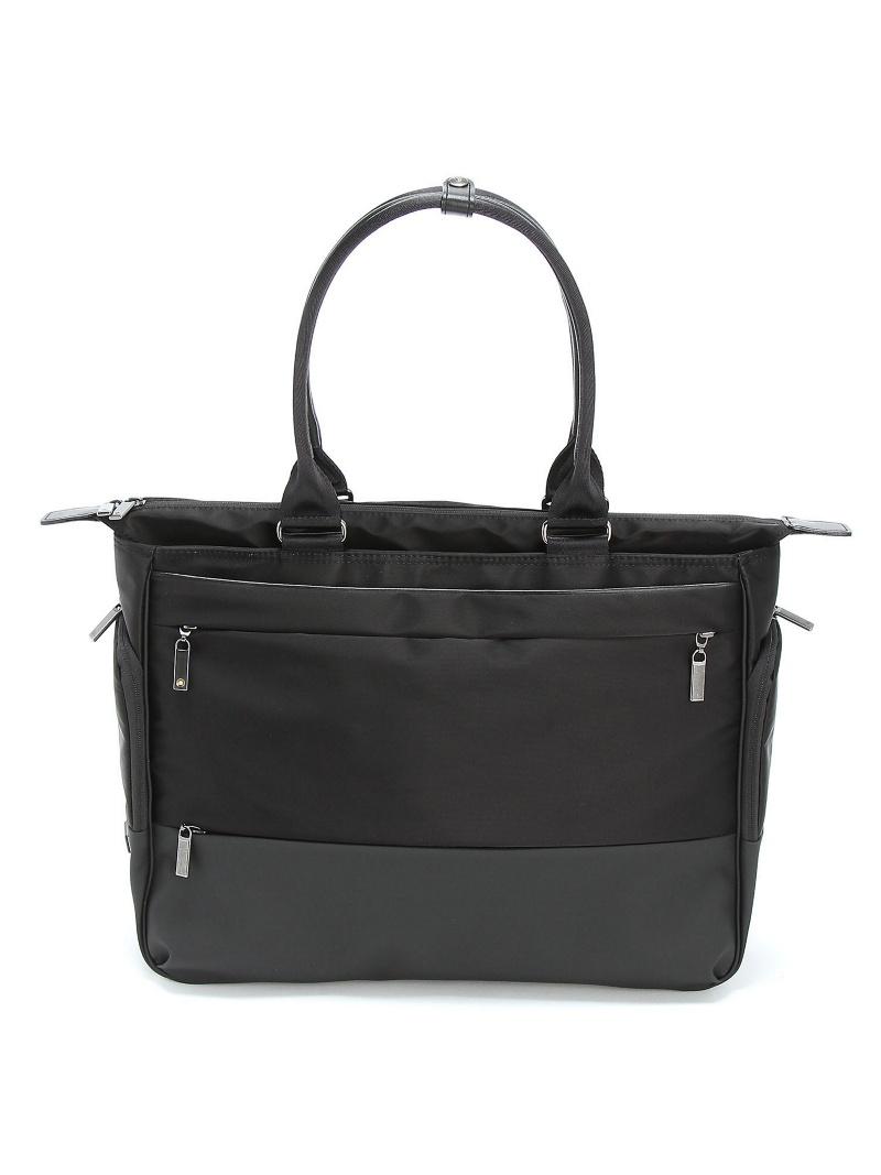 ace ace/エース モバイルラパーム*ビジネストートバッグ ヨコ型 B4サイズ エースバッグズアンドラゲッジ バッグ【送料無料】