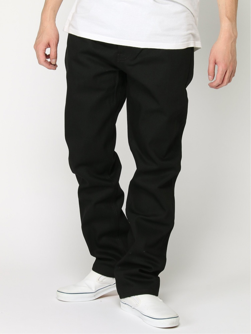 【SALE/50%OFF】nudie jeans nudie jeans/(M)Sleepy Sixten ヒーローインターナショナル マーケット プレイス パンツ/ジーンズ ストレートジーンズ ブラック【RBA_E】【送料無料】