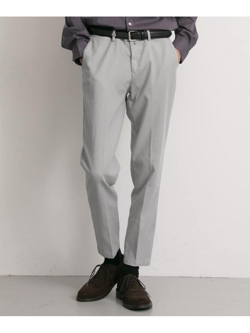 【SALE/20%OFF】URBAN RESEARCH URBAN RESEARCH Tailor barbatiコットンパンツ アーバンリサーチ パンツ/ジーンズ【RBA_S】【RBA_E】【送料無料】