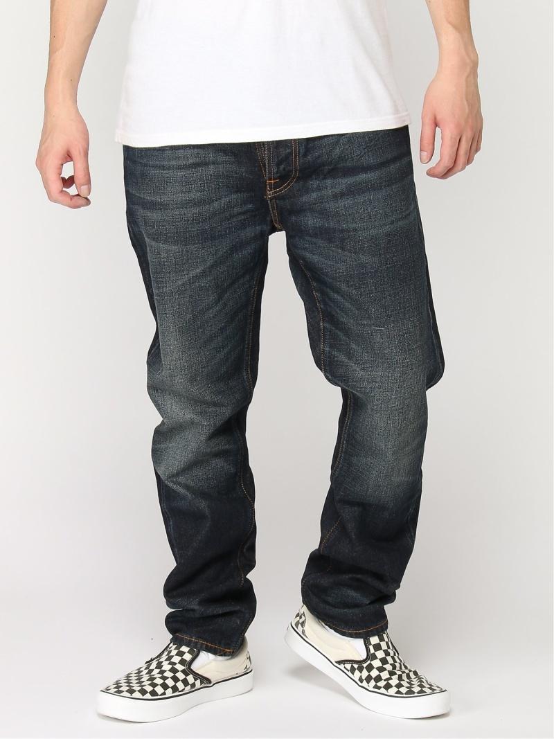 【SALE/50%OFF】nudie jeans nudie jeans/(M)Fearless Freddie ヒーローインターナショナル マーケット プレイス パンツ/ジーンズ ジーンズその他 ネイビー【RBA_E】【送料無料】