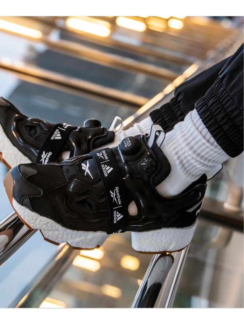 Reebok Classic InstaPump Fury Boost Shoes リーボック シューズ スニーカー/スリッポン ブラック ホワイト【送料無料】