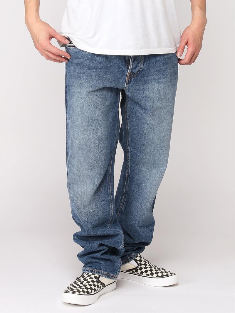 【SALE/50%OFF】nudie jeans nudie jeans/(M)Sleepy Sixten ヒーローインターナショナル マーケット プレイス パンツ/ジーンズ ストレートジーンズ ブルー【RBA_E】【送料無料】