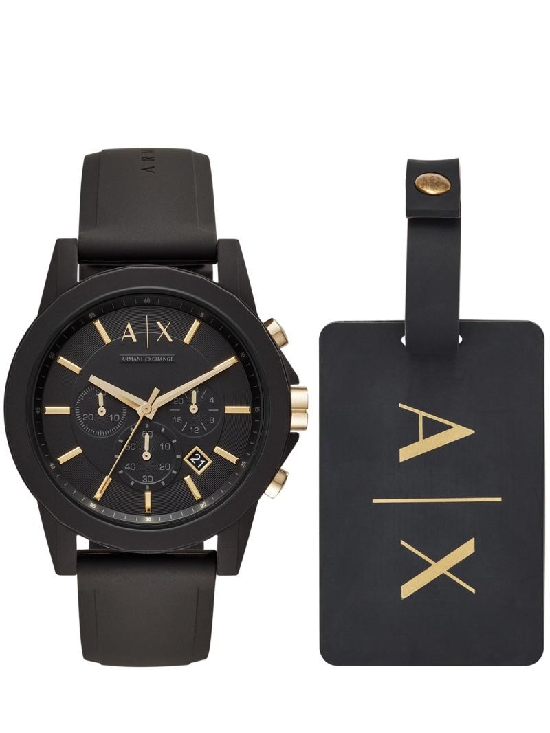 A|X ARMANI EXCHANGE A|X ARMANI EXCHANGE/(M)AX7105 ウォッチステーションインターナショナル ファッショングッズ【送料無料】