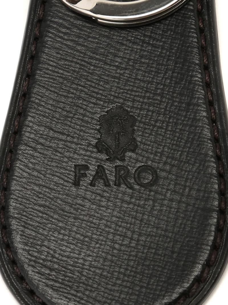 FAROU PUNTA プンタ FIN CALF ファーロ ファッショングッズ チャーム キーチェーン グレー ブラック ブルー ブラウン ネイビー オレンジ 送料無料A435cRLSqj