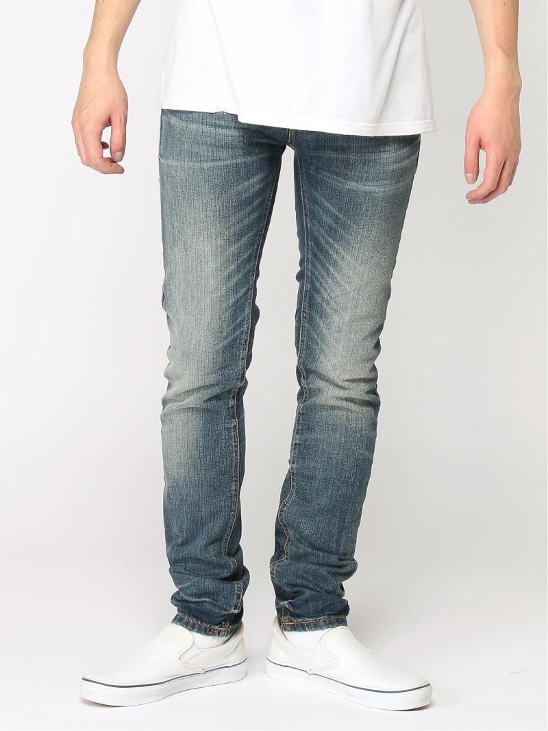 【SALE/50%OFF】nudie jeans nudie jeans/(M)Thin Finn ヒーローインターナショナル マーケット プレイス パンツ/ジーンズ ストレートジーンズ ブルー【RBA_E】【送料無料】