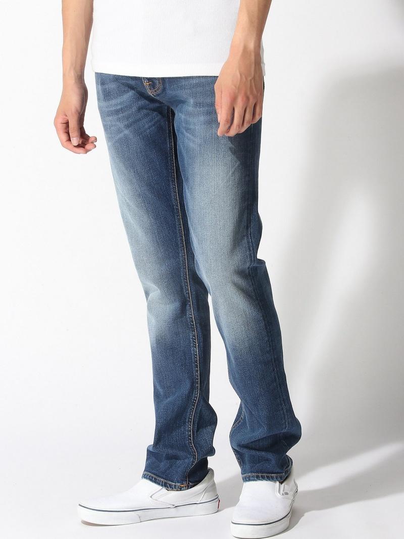【SALE/50%OFF】nudie jeans nudie jeans/(M)Grim Tim/Sentimental Blue ヒーローインターナショナル マーケット プレイス パンツ/ジーンズ ストレートジーンズ ブルー【RBA_E】【送料無料】