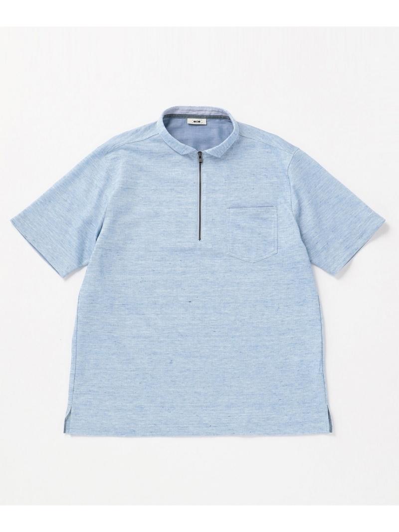 【SALE/38%OFF】JOSEPH ABBOUD リネンTOPコードレーン ポロシャツ ジョセフアブード カットソー【RBA_S】【RBA_E】【送料無料】