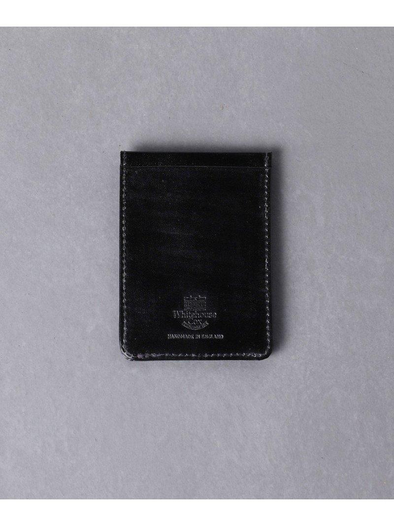 UNITED ARROWS <Whitehouse cox(ホワイトハウスコックス)> S9905 PASS CASE ユナイテッドアローズ 財布/小物【送料無料】