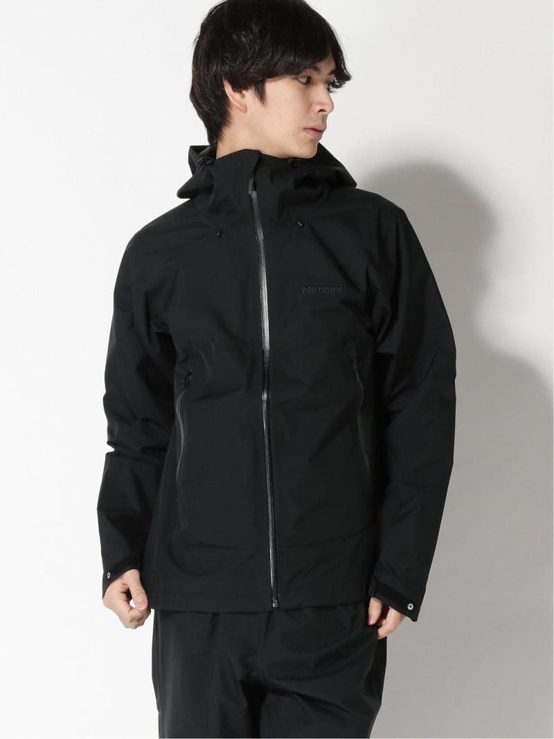 Marmot (M)COMODO JACKET マーモット コート/ジャケット レインコート ブラック【送料無料】