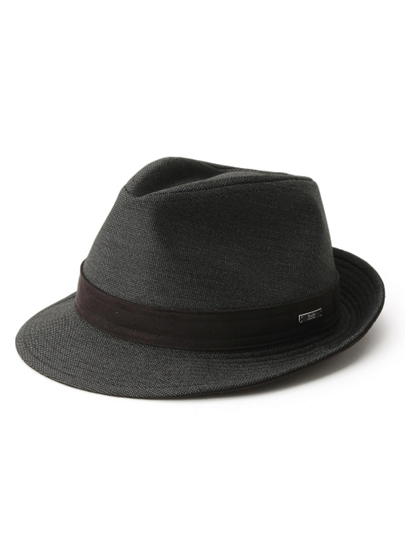 TAKEO KIKUCHI ◆ピンチェックハット タケオキクチ 帽子/ヘア小物【送料無料】