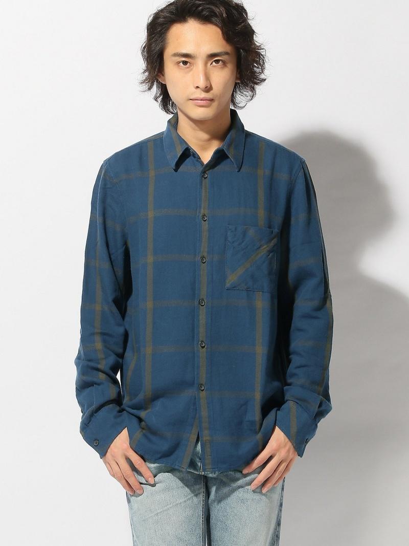 【SALE/30%OFF】nudie jeans/(M)Sten ヌーディージーンズ / フランクリンアンドマーシャル シャツ/ブラウス【RBA_S】【RBA_E】【送料無料】