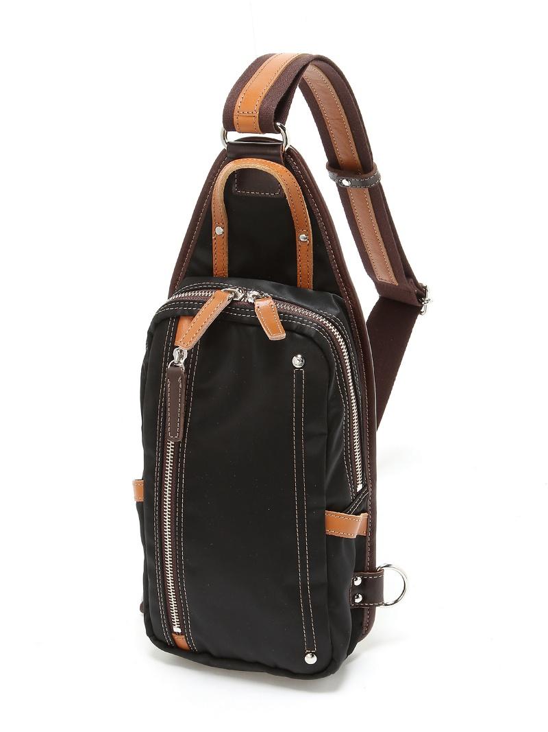 Otias (M)オティアス/高密度ナイロンタテ型ボディバッグ アンビリオン バッグ【送料無料】