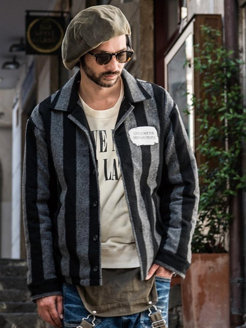 【SALE/20%OFF】glamb Basset JKT グラム コート/ジャケット【RBA_S】【RBA_E】【送料無料】