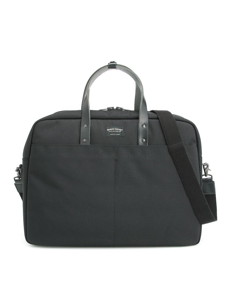WONDER BAGGAGE WONDER BAGGAGE/(U)GM brief case ストラクト バッグ【送料無料】
