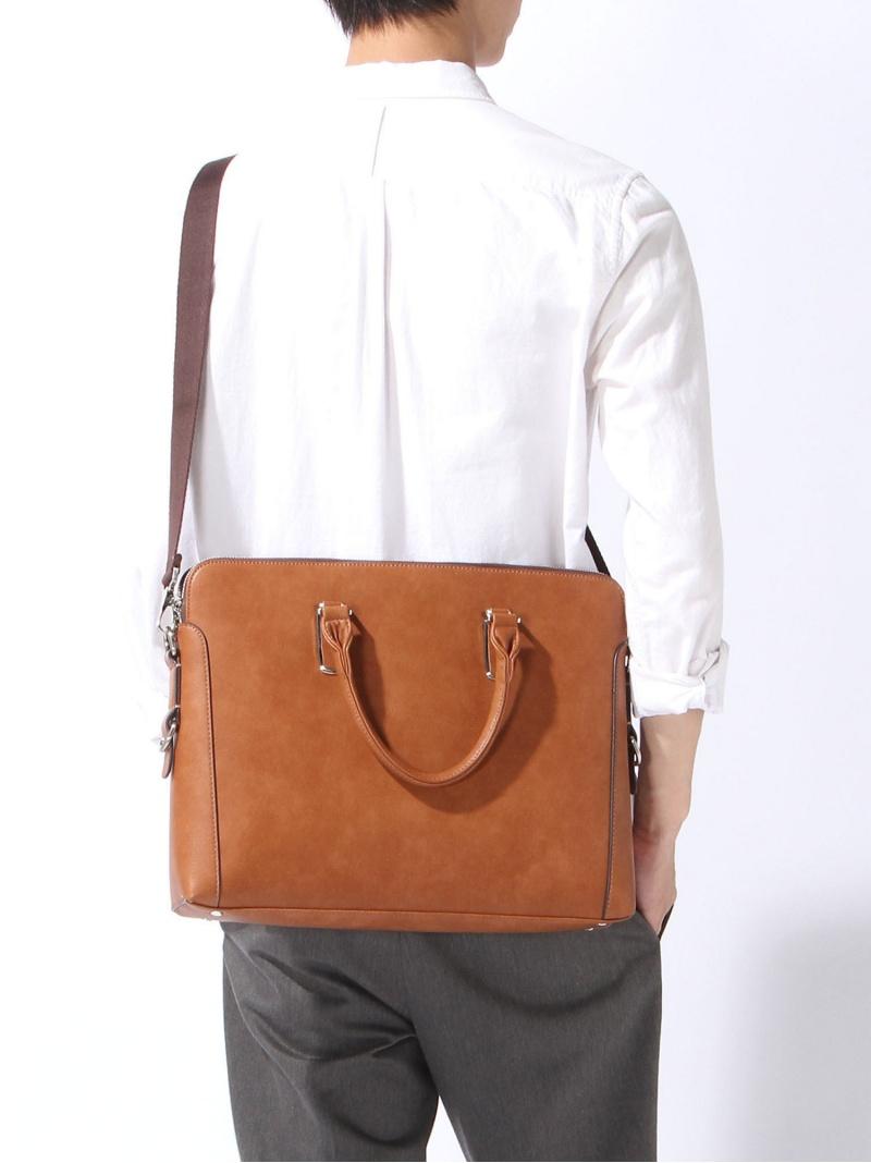 Otias (M)オティアス/アンティーク仕上げ合皮ビジネスバッグ アンビリオン バッグ【送料無料】