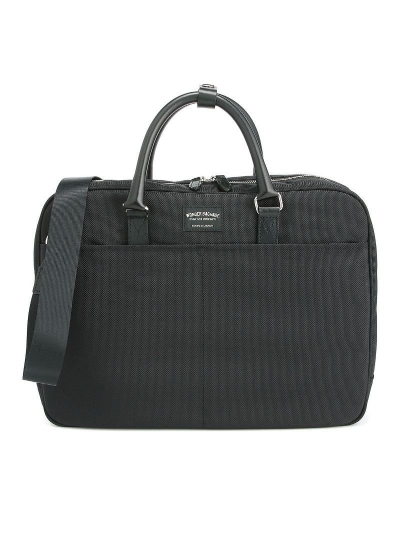 WONDER BAGGAGE WONDER BAGGAGE/(U)GM MG business bag ストラクト バッグ【送料無料】