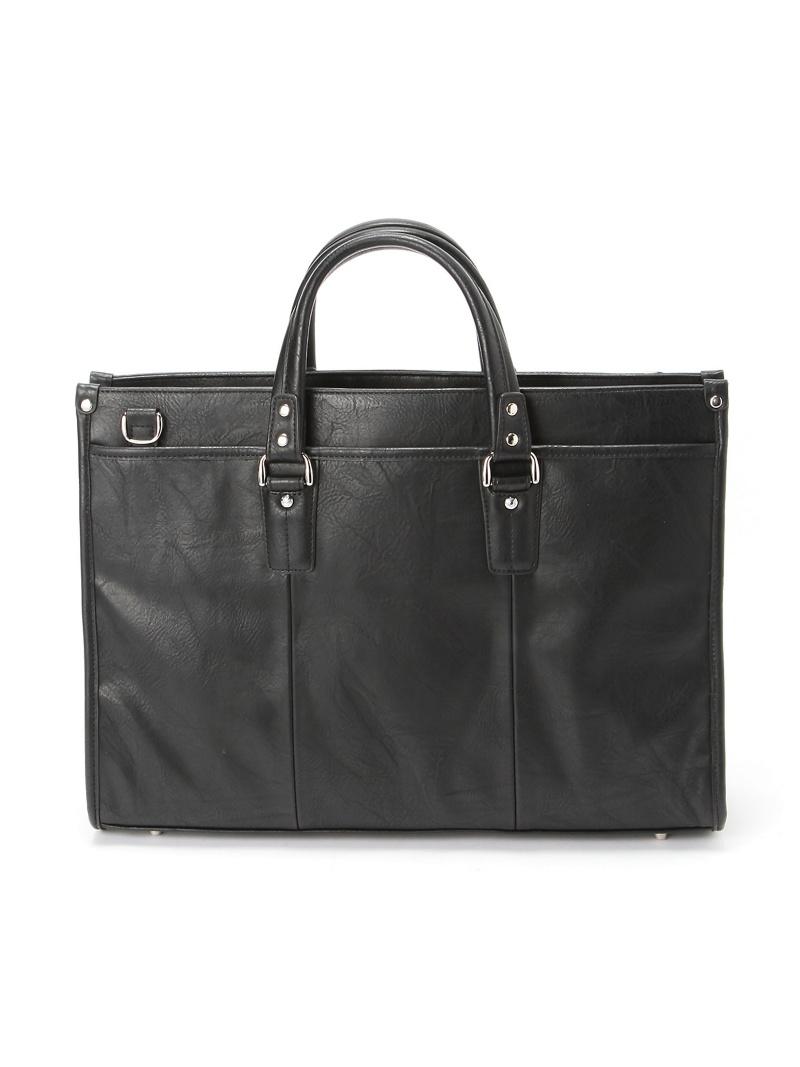 Otias (M)オティアス/シワ加工タイプ合皮ビジネスバッグ アンビリオン バッグ【送料無料】