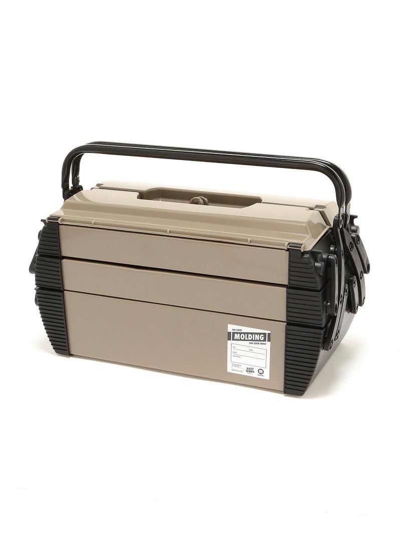 BRID BRID/molding SEPARATE 3 TOOL BOX SAND*ベージュ タイムレス コンフォート 生活雑貨【送料無料】