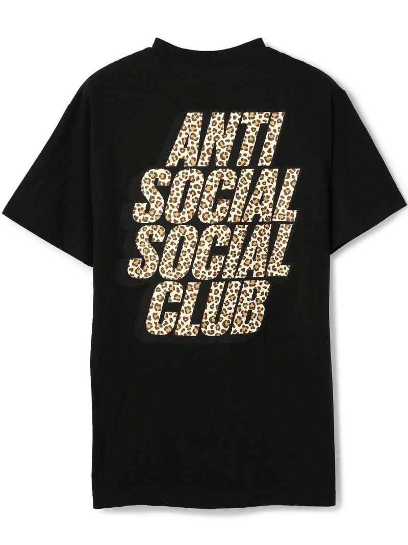 LHP AntiSocialSocialClub/アンチソーシャルソーシャルクラブ/Kitten Black Tee/グラフィックプリントTシャツ エルエイチピー カットソー Tシャツ ブラック【送料無料】