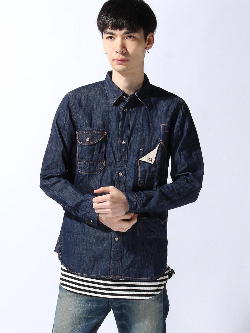 Johnbull ルードワークシャツ ジョンブルプライベートラボ シャツ/ブラウス【送料無料】