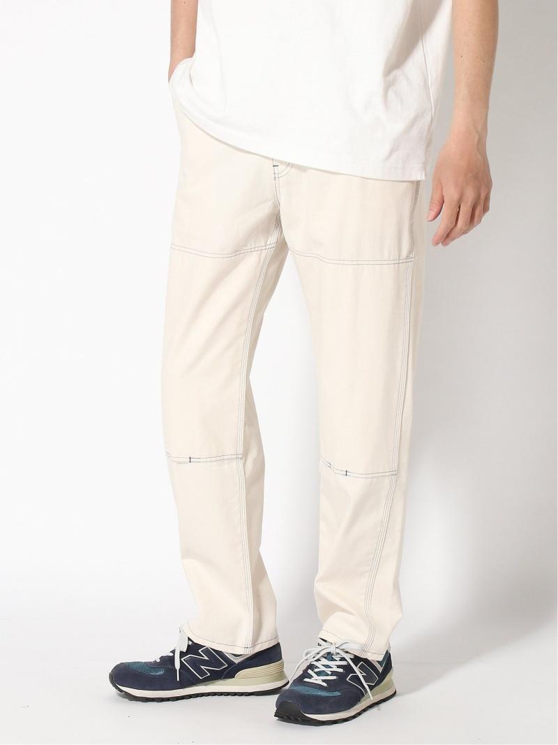 【SALE/20%OFF】JOURNAL STANDARD RANDYS GARMENTS Double Knee Pant ジャーナル スタンダード パンツ/ジーンズ パンツその他 ホワイト【RBA_E】【送料無料】