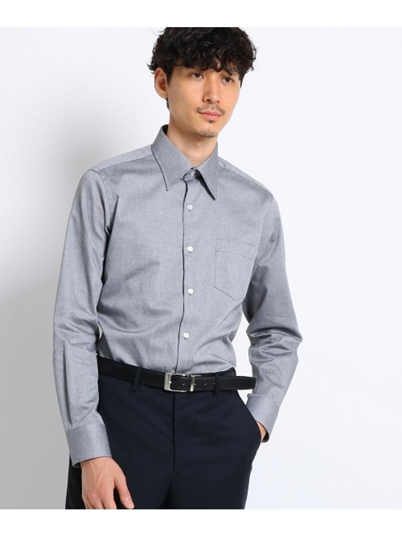 TAKEO KIKUCHI 変形ロイヤルオックスシャツ[メンズ シャツ ビジネス 結婚式] タケオキクチ シャツ/ブラウス【送料無料】